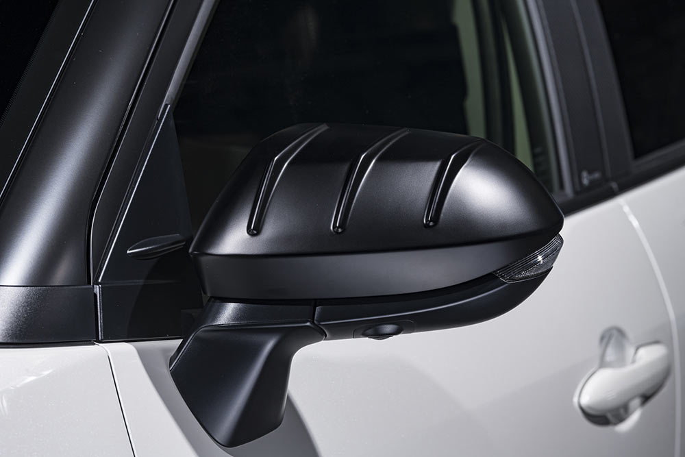 Door Mirror Cover(ABS製)